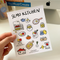 Second Morning - Friends stickers pack:new!現貨