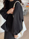 A little b made - back strap blouse (2colors):背後設計